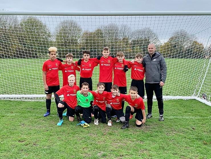 Clevedon United u13s